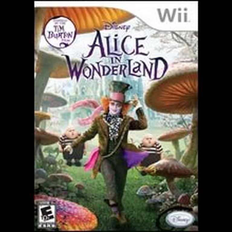 Alice in Wonderland statistics facts
