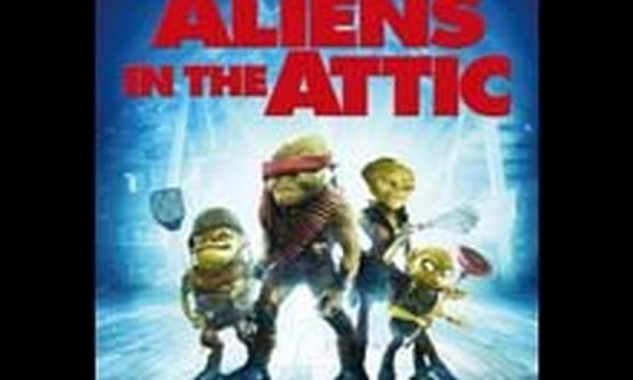 Aliens in the Attic statistics facts