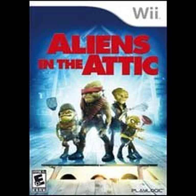 Aliens in the Attic statistics facts