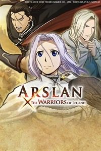 Arslan The Warriors of Legend statistics facts