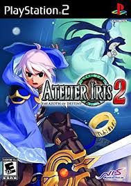 Atelier Iris 2 The Azoth of Destiny statistics facts