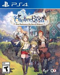 Atelier Ryza Ever Darkness & the Secret Hideout statistics facts