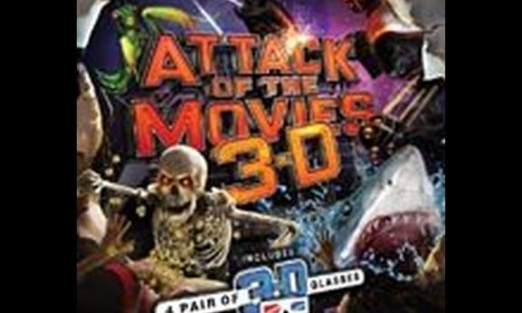Attack of the Movies 3D statistics facts