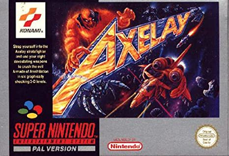 Axelay statistics facts