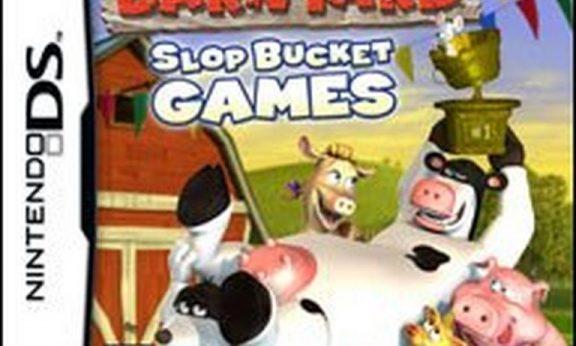 Back at the Barnyard Slop Bucket Games statistics facts