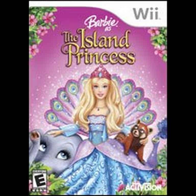 Barbie as the Island Princess statistics facts