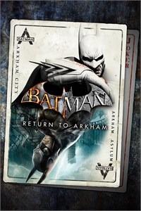 Batman Return to Arkham statistics facts