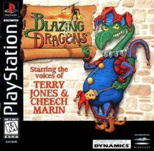 Blazing Dragons statistics facts