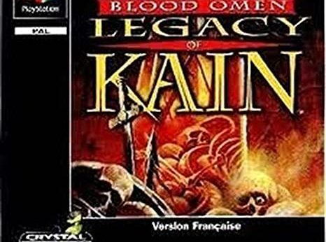Blood Omen Legacy of Kain statistics facts