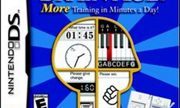 Brain Age 2 More Training in Minutes a Day! statistics facts