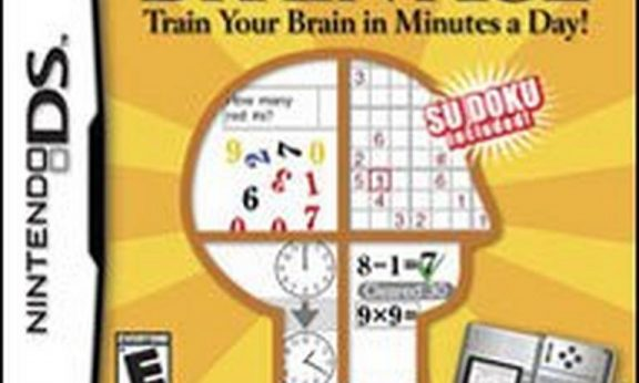 Brain Age Train Your Brain in Minutes a Day! statistics facts