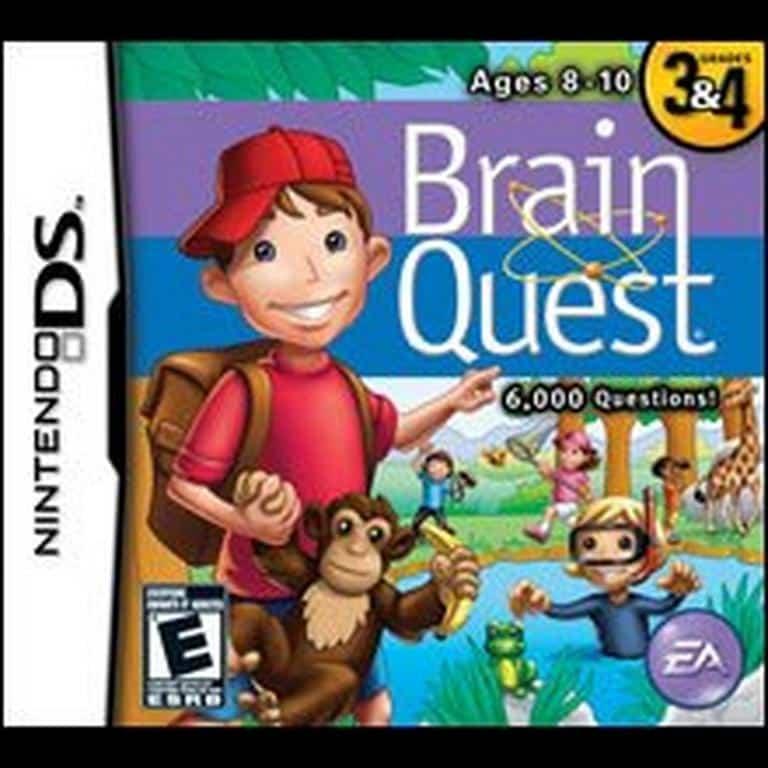 Brain Quest Grades 3 & 4 statistics facts