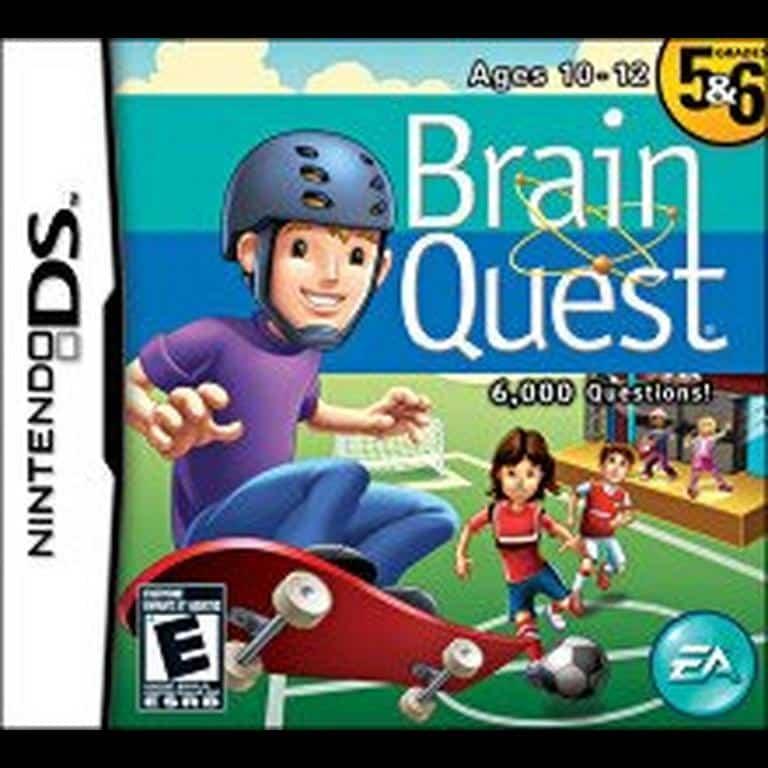 Brain Quest Grades 5 & 6 statistics facts