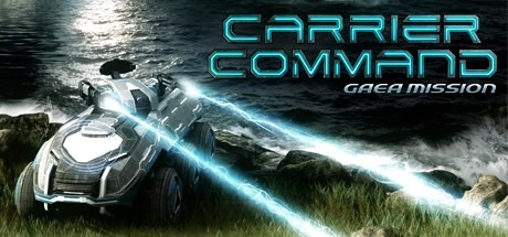Carrier Command Gaea Mission statistics facts