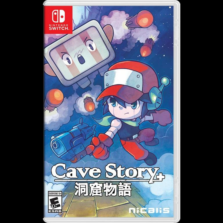 Cave Story statistics facts