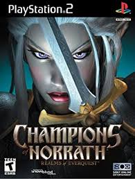 Champions of Norrath Realms of Everquest statistics facts