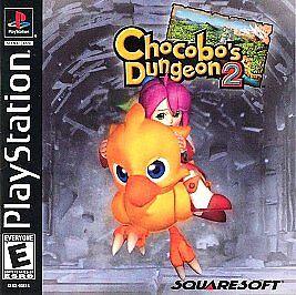 Chocobo's Dungeon 2 statistics facts