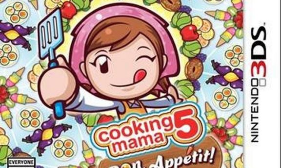 Cooking Mama 5 Bon Appétit! statistics facts