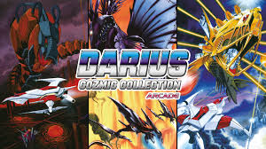 Darius Cozmic Collection statistics facts