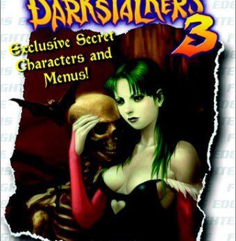 Darkstalkers 3 statistics facts