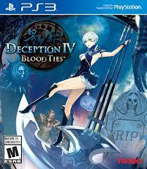 Deception IV Blood Ties statistics facts