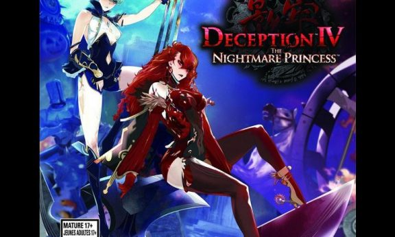 Deception IV the Nightmare Princess stats facts