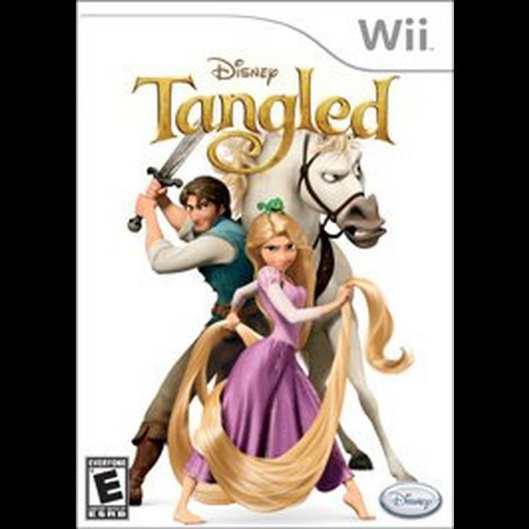Disney Tangled The Video Game statistics facts