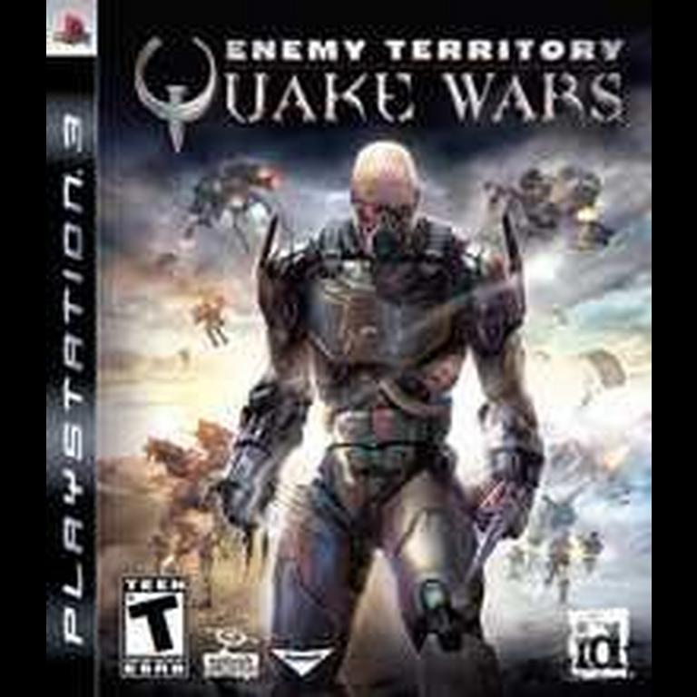 Enemy Territory Quake Wars statistics facts