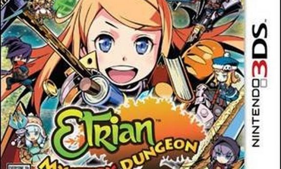Etrian Mystery Dungeon 2 statistics facts