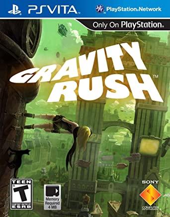 Gravity Rush statistics facts