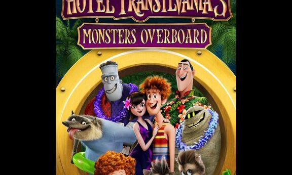 Hotel Transylvania 3 Monsters Overboard statistics facts