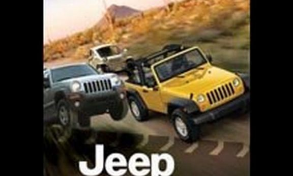 Jeep Thrills statistics facts