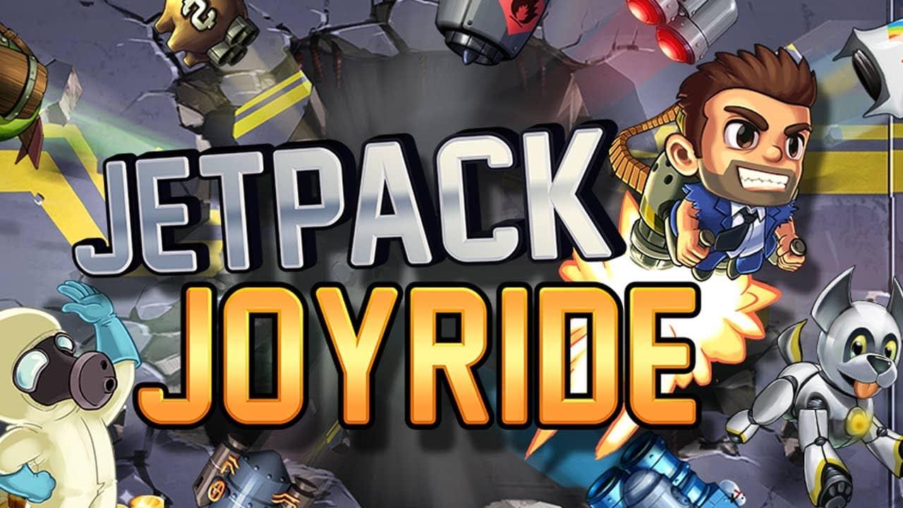 Jetpack Joyride statistics facts