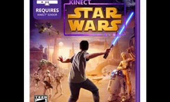 Kinect Star Wars statistics facts