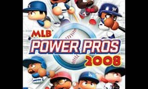 MLB Power Pros 2008 statistics facts