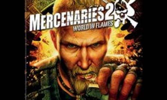 Mercenaries 2 World in Flames statistics facts