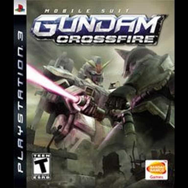 Mobile Suit Gundam Crossfire statistics facts