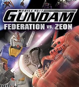 Mobile Suit Gundam Federation vs. Zeon statistics facts