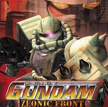 Mobile Suit Gundam Zeonic Front statistics facts