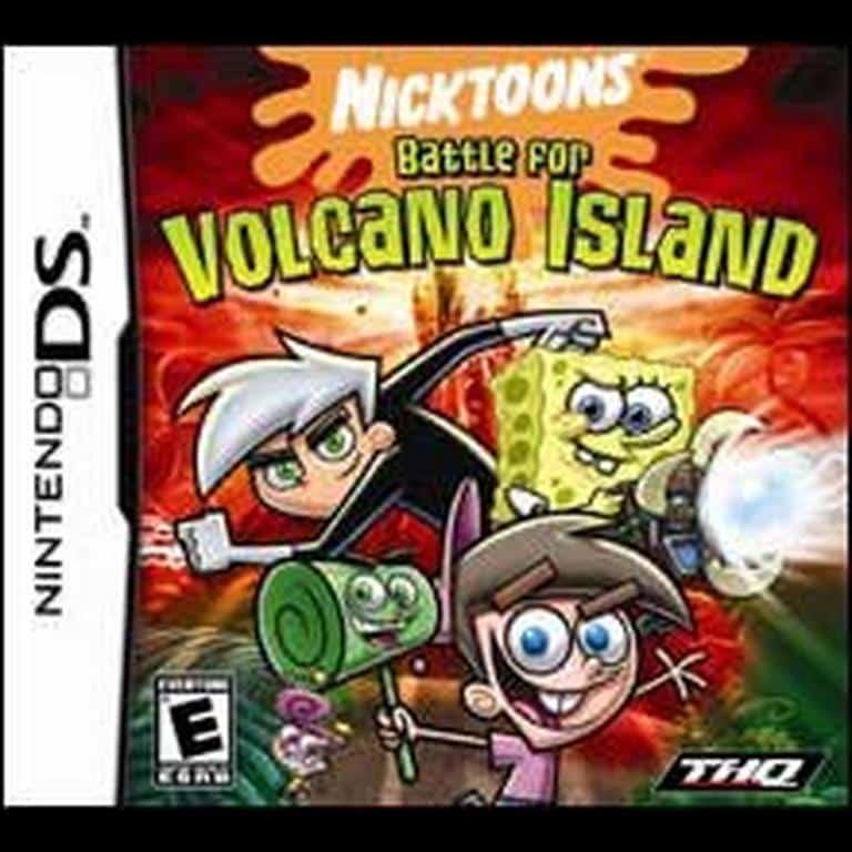 Nicktoons Battle for Volcano Island statistics facts