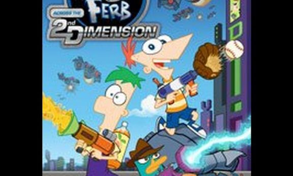 Phineas and Ferb Across the 2nd Dimension statistics facts