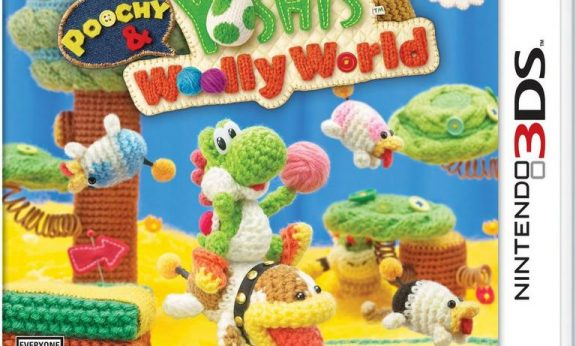 Poochy & Yoshi's Woolly World statistics facts