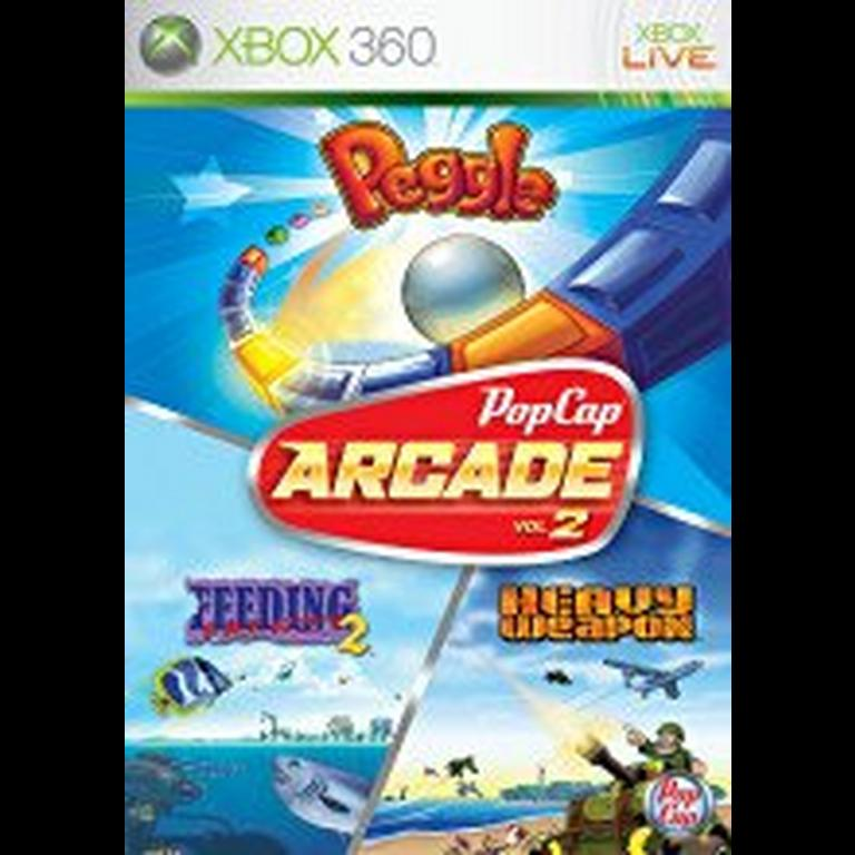 PopCap Arcade Volume 2 statistics facts