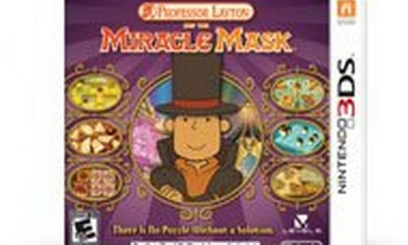 Professor Layton and the Miracle Mask statistics facts