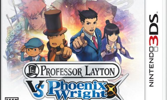 Professor Layton vs. Phoenix Wright Ace Attorney statistics facts