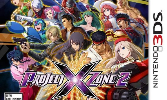 Project X Zone 2 statistics facts