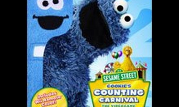 Sesame Street Cookie's Counting Carnival statistics facts