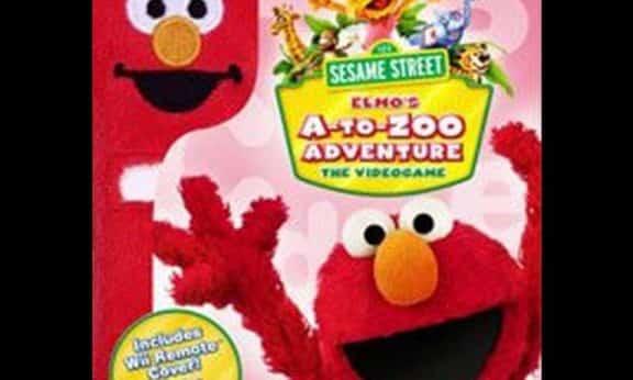 Sesame Street Elmo's A-to-Zoo Adventure statistics facts
