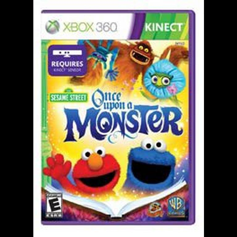 Sesame Street Once Upon a Monster statistics facts