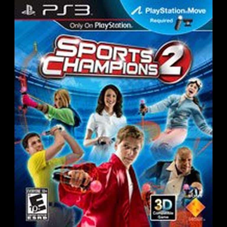 Sports Champions 2 statistics facts